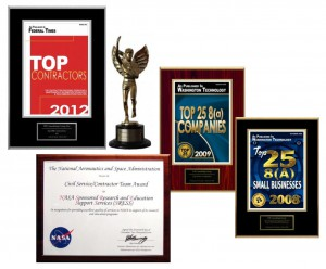 DB's various industry and client awards